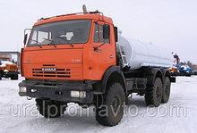 Автоцистерна АЦПТ-9,5 КАМАЗ-43118