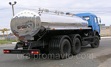 Автоцистерна АЦПТ-9,5 КАМАЗ-65115