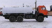 Автоцистерна АЦПТ-8,3 КАМАЗ-43118