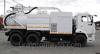 Автоцистерна илососная АКНС-8 КАМАЗ-65115