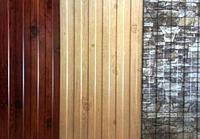 Профнастил (С4, С10, НС20, НС35, НС45, Н60, Н75). Окрашенный Корея, Дерево светлое