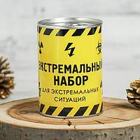 """Сувенир банка """"Экстремальный набор"""" 10х7,3х7,3 см"""