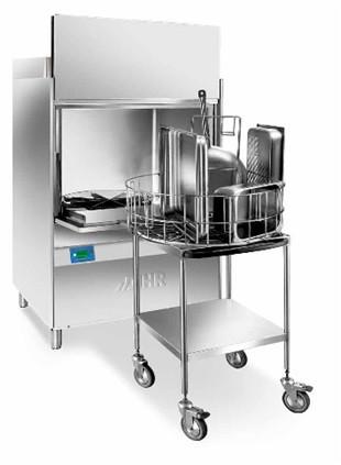 Машина посудомоечная Dihr GRANULES 1000 TR PLUS