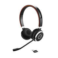 Jabra EVOLVE 65 MS Stereo наушники (6599-823-309)