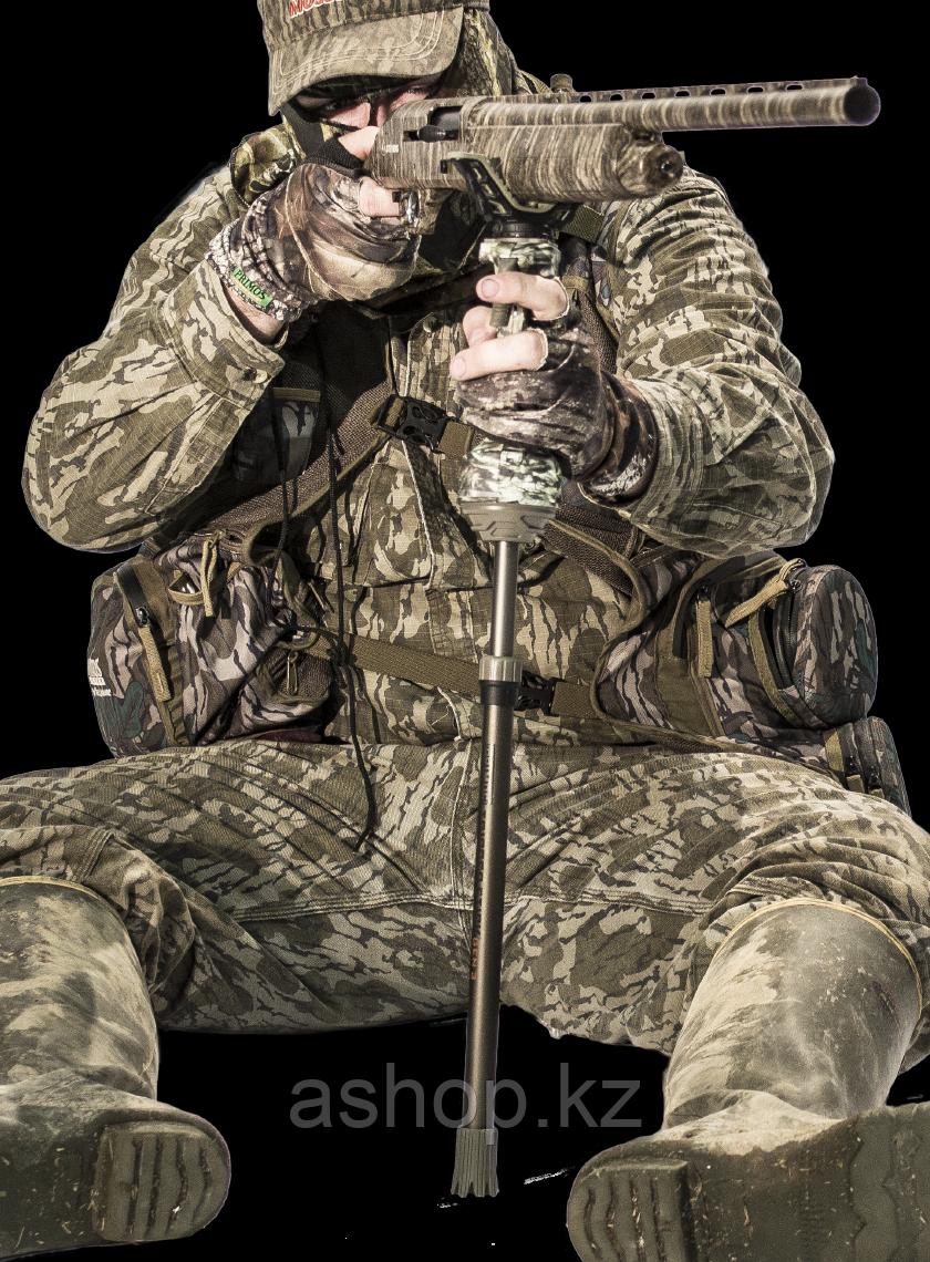 Штатив монопод для оружия Primos Trigger stick GEN3 Short Monopod, Высота: 530 - 760 мм, Да, камера/оптический