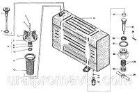 ДЗ-98В.31.00.030 Бак топливный