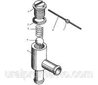 ДЗ-98.38.00.100 Клапан редукционный