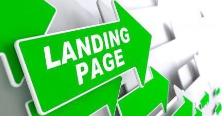 Создание Landing page в Павлодаре