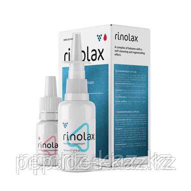 РИНОЛАКС - бальзамы для носа