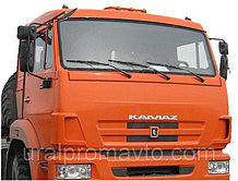 Бортовой автомобиль КАМАЗ 43118 с КМУ ИМ-150