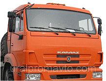Бортовой автомобиль КАМАЗ 43118 с КМУ ИМ-150 борт 4,75м