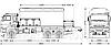 Передвижная авторемонтная мастерская ПАРМ на шасси КАМАЗ 43118