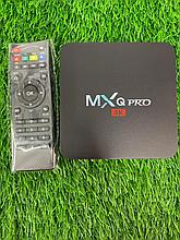 MXQ PRO 4K смарт приставка (Smart tv box) (тв бокс)
