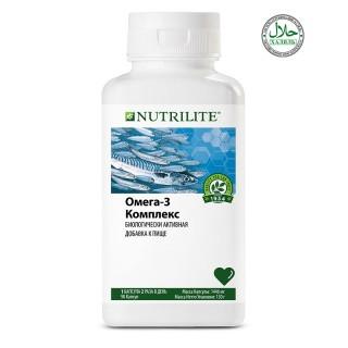 NUTRILITE™ Омега-3 Комплекс 90 капс