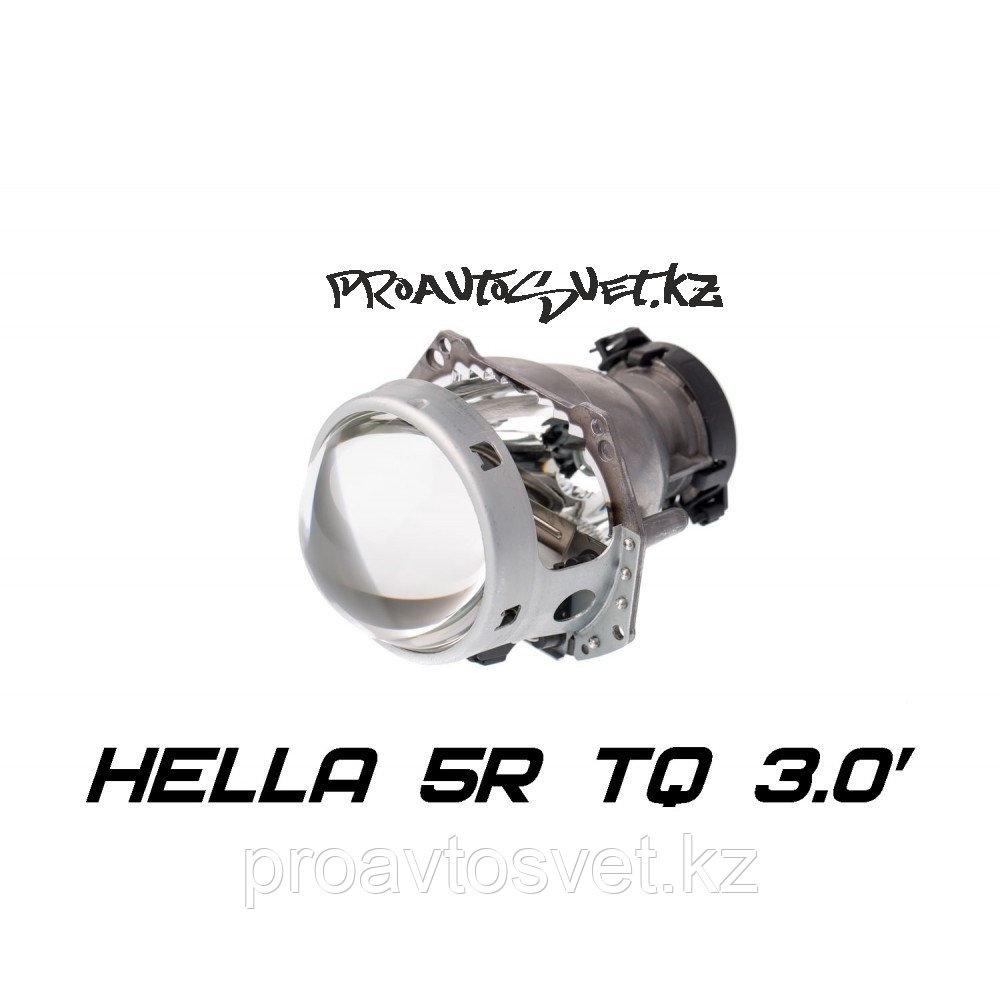 "Биксеноновая линза Optima Hella 5R-Top Quality 3.0"""