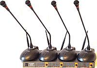 Микрофон настольный радио BAYERMIC-5520-4