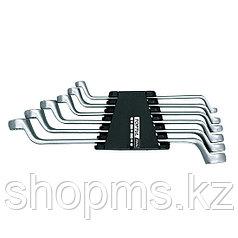 Набор ключей накидных 6шт  (6х7;8х9;10х11;12х13;14х15;16х17мм) (Kasumi)