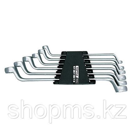 Набор ключей накидных 6шт  (6х7;8х9;10х11;12х13;14х15;16х17мм) (Kasumi), фото 2