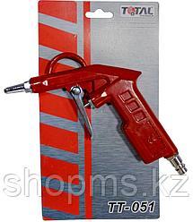 Пистолет продувочный пневматический TT-053 TOTAL TOOLS