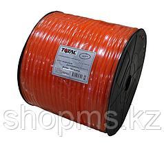 Шланг воздушный д.8мм, 100 метров, PE TOTAL TOOLS (оранжевый)