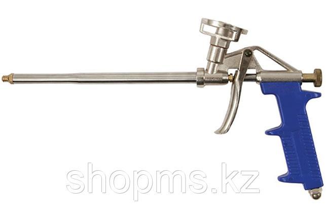 Пистолет для монтажной пены, облегченный алюминиевый корпус, фото 2