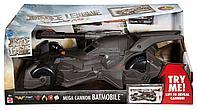 Бэтмобиль со стреляющим оружием Mattel, фото 1