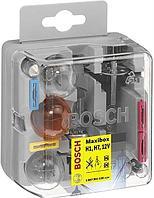 BOSCH Бокс ламп накаливания H1/H7 Maxibox H1/H7 Maxibox 1987301120