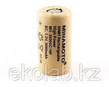 Аккумулятор MINAMOTO SC/HP, NiMH, 1.2 В, 3000 мАч bulk