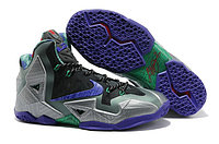 Кроссовки Nike LeBron XI (11) Blue Black Purple Elite 2014 (40-46)