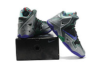 Кроссовки Nikе LeBron XI (11) Blue Black Purple Elite 2014 (40-46), фото 4