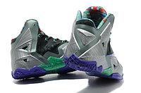 Кроссовки Nike LeBron XI (11) Blue Black Purple Elite 2014 (40-46), фото 3