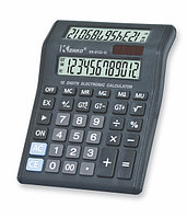 Калькулятор Kenko KK-8122-12 двойной дисплей