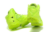 Кроссовки Nike LeBron XI (11) Yellow Elite 2014 (40-46), фото 4