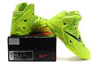 Кроссовки Nike LeBron XI (11) Yellow Elite 2014 (40-46), фото 5