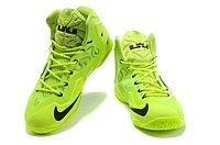 Кроссовки Nike LeBron XI (11) Yellow Elite 2014 (40-46), фото 3