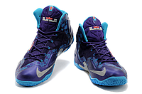 Кроссовки Nike LeBron XI (11) Hornet Elite 2014 (40-46), фото 3