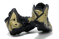 Кроссовки Nike LeBron XI (11) Black Gold Elite 2014 (40-46), фото 5