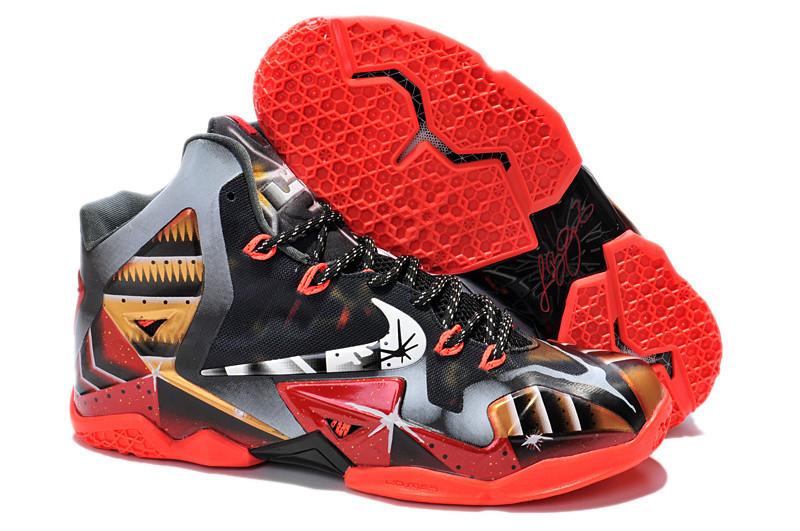 Кроссовки Nike LeBron XI (11) Ironman Mark 6 (40-46)