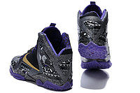 Кроссовки Nikе LeBron XI (11) Gold/Purple/Black/White (40-46), фото 3