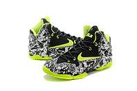 Кроссовки Nike LeBron XI (11) Electric Green (40-46), фото 3