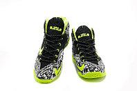Кроссовки Nike LeBron XI (11) Electric Green (40-46), фото 4