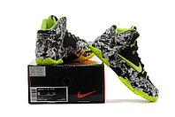 Кроссовки Nike LeBron XI (11) Electric Green (40-46), фото 7
