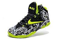 Кроссовки Nike LeBron XI (11) Electric Green (40-46), фото 5