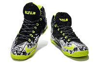 Кроссовки Nike LeBron XI (11) Electric Green (40-46), фото 2