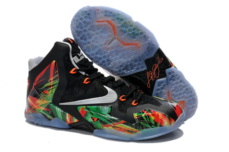 Кроссовки Nike LeBron XI (11) Everglades (40-46)