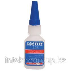 Loctite 406 (50gr) Быстрый клей для пластмасс и резины