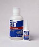 Loctite 420 (20gr) Для металлов, резины и пластмасс, капиллярный