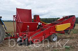 Комбайн картофелеуборочный ККУ-1, фото 2
