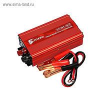 Преобразователь напряжения TORSO TP-12-1000, 12/220 В, максимальная мощность 1000 Вт, USB выход