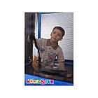 "Батут детский с защитной сеткой 120х120м (MFT-4FT 48"" (R-4FT)), фото 9"